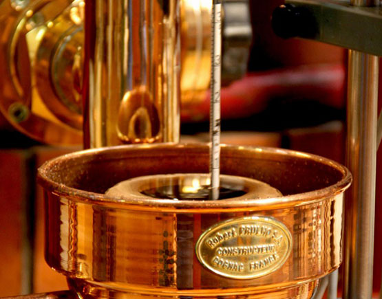 larsen distillery