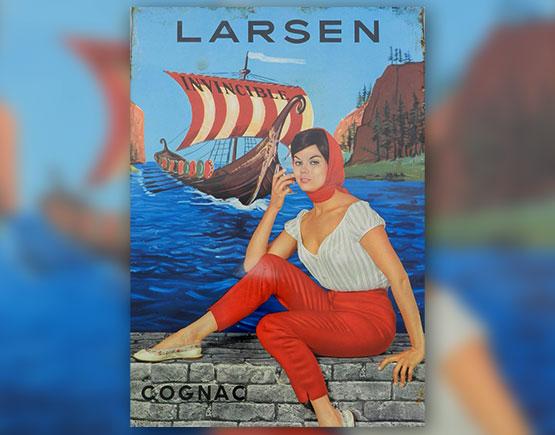 larsen poster