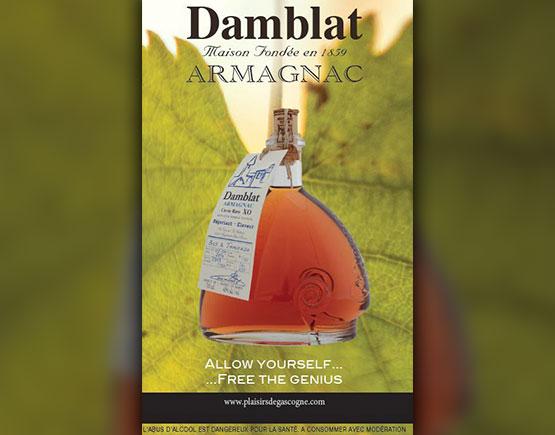 Armagnac-Damblat-advertisement