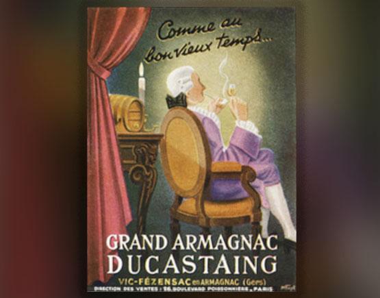 Armagnac-Ducastaing-postera