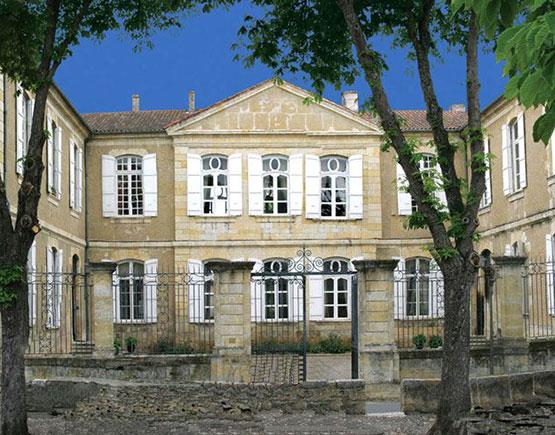 Cognac-Dupeyron-house