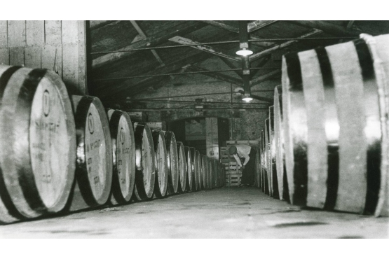 Old Liquors, Robert Dupuy, barrels