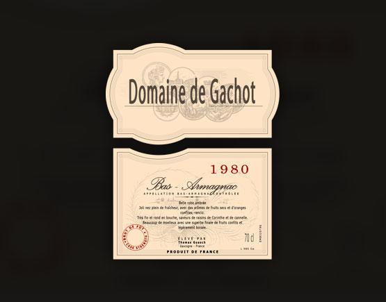 Armagnac-Domaine-de-Gachot-label