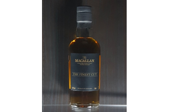 Old Liquors, Macallan, Finest cut