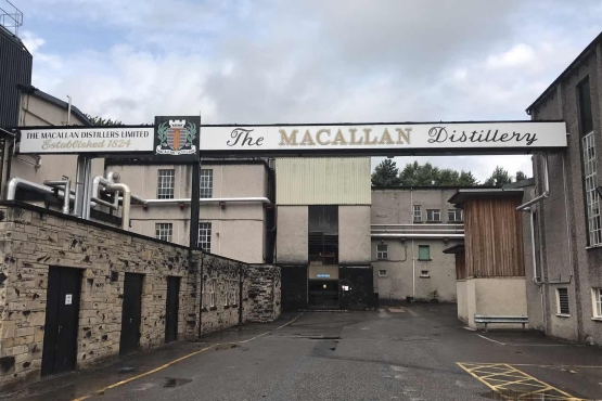 Old Liquors, Macallan, Old Distillery