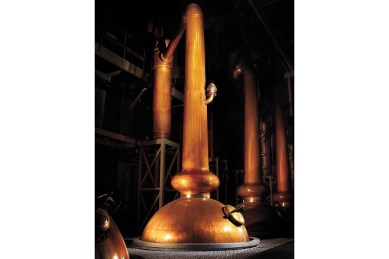 Old Liquors, Macallan, Small stills