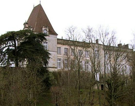 Château de Bourg-Charente