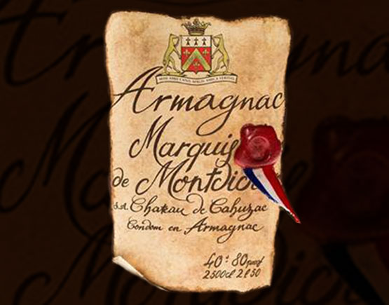 Marquis de Montdidier-label