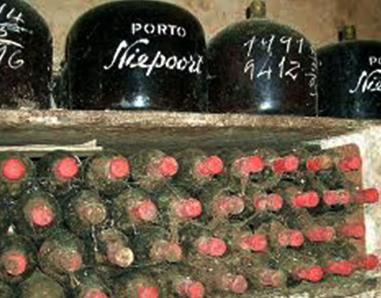 niepoort old bottles