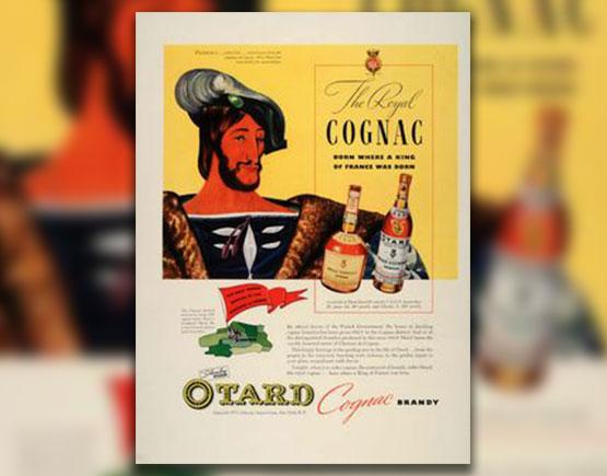 Third largest cognac company