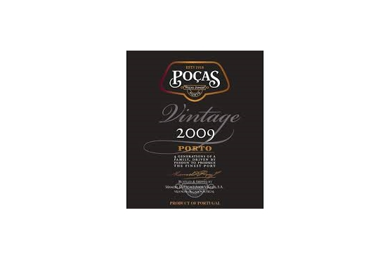 Old Liquors, Pocas label