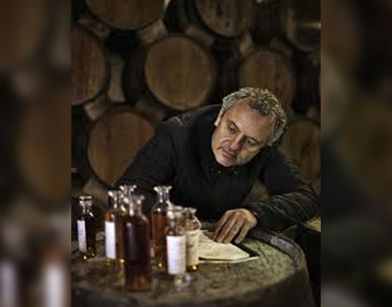Master Blender David Croizet