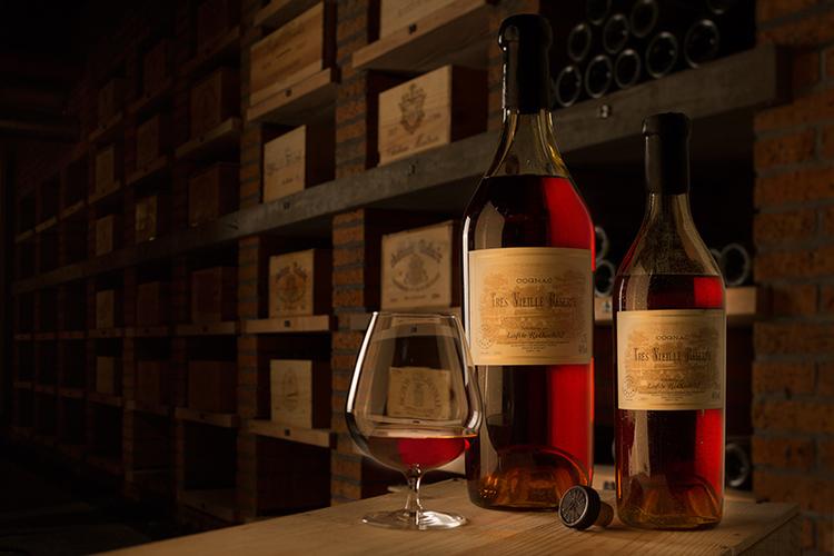 very old cognacs