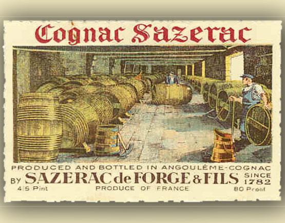 Sazerac de Forge & Fils