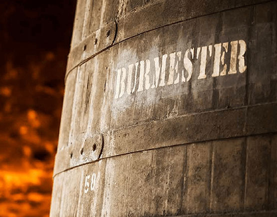 burmester port cellar barrel