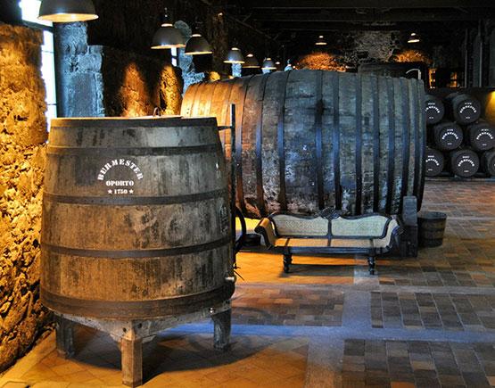 burmester cellar barrels