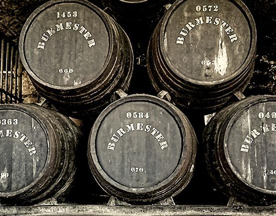 burmester barrels