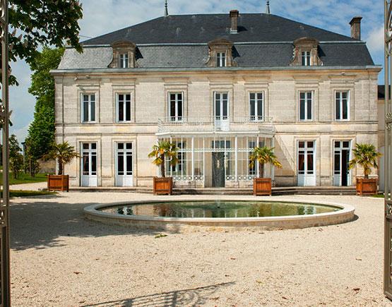Château de Bonbonnet at Ars