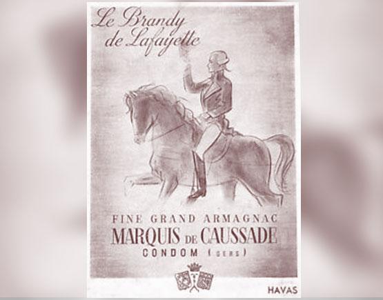 Old-Liqours-Armagnac-Marquis-de-Caussade-horse