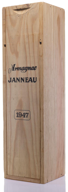 Armagnac 1947 Janneau Millesime