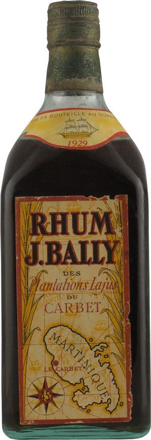 Rum 1929 Bally J.
