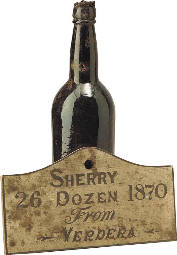 Sherry 1870 Verdera