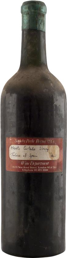 Sherry 1930 Marques de Mérito (2883)