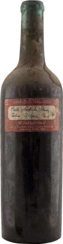 Sherry 1930 Marques de Mérito (2885)