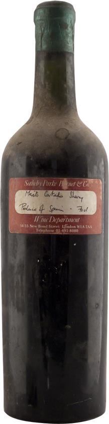 Sherry 1930 Marques de Mérito (2889)