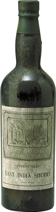 Sherry 1954 Berry Brothers & Rudd (2897)