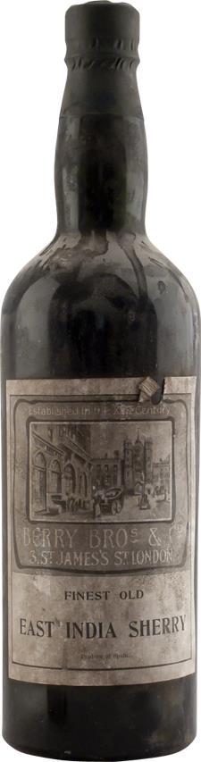 Sherry 1954 Berry Brothers & Rudd (2901)