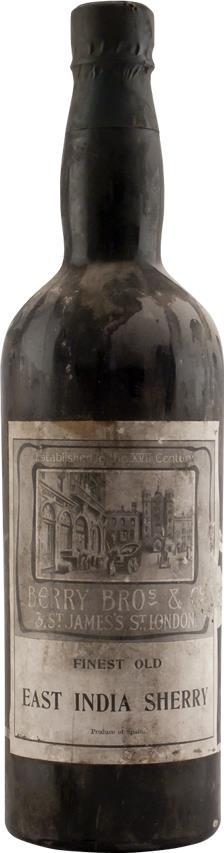 Sherry 1954 Berry Brothers & Rudd (2903)