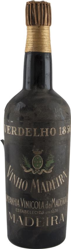 Madeira 1850 Companhia Vinicola Terrantez (2943)
