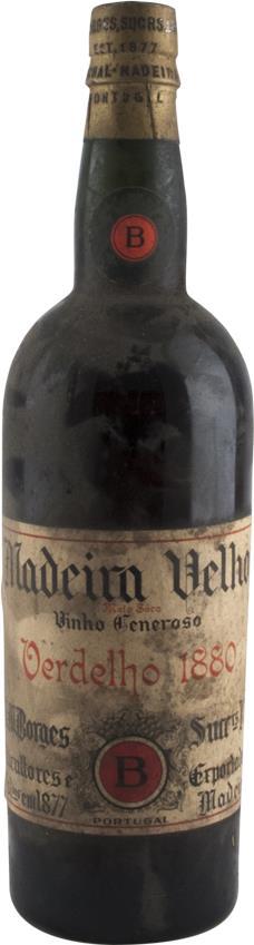 Madeira 1880 Borges H.M. (2952)