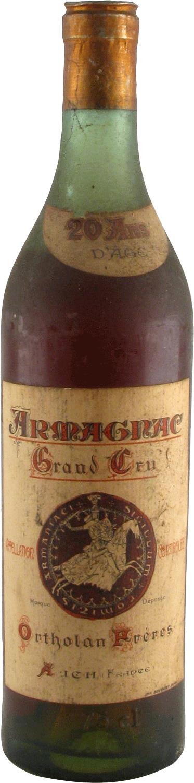 Armagnac 1940 Ortholan Freres (22716)