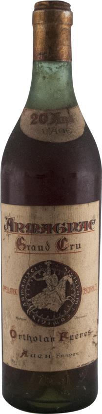 Armagnac 1940 Ortholan Freres (2956)