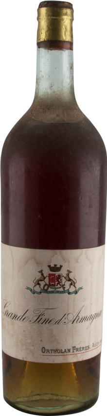 Armagnac 1940 Ortholan Freres (2958)