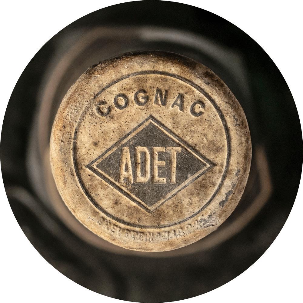 Cognac 1878 Adet Seward & Co