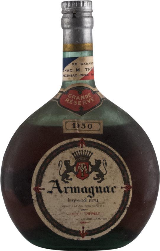 Armagnac 1930 Marcel Trépout (2973)