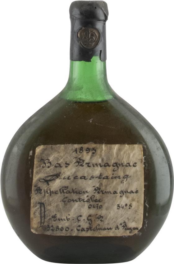 Armagnac 1900 Ducastaing (2978)