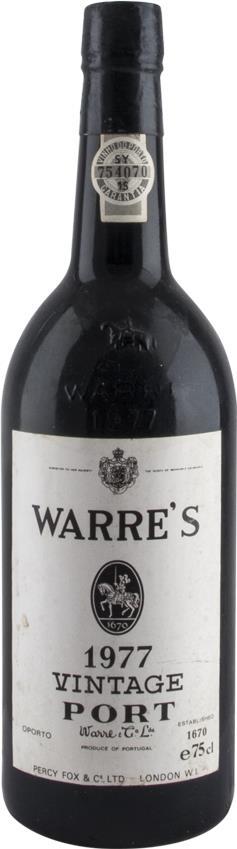 Port 1977 Warre's (3017)