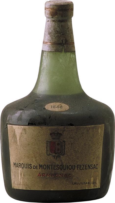 Armagnac 1848 Marquis de Monstesquiou (3136)