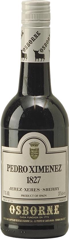 Sherry 1827 Osborne (3146)