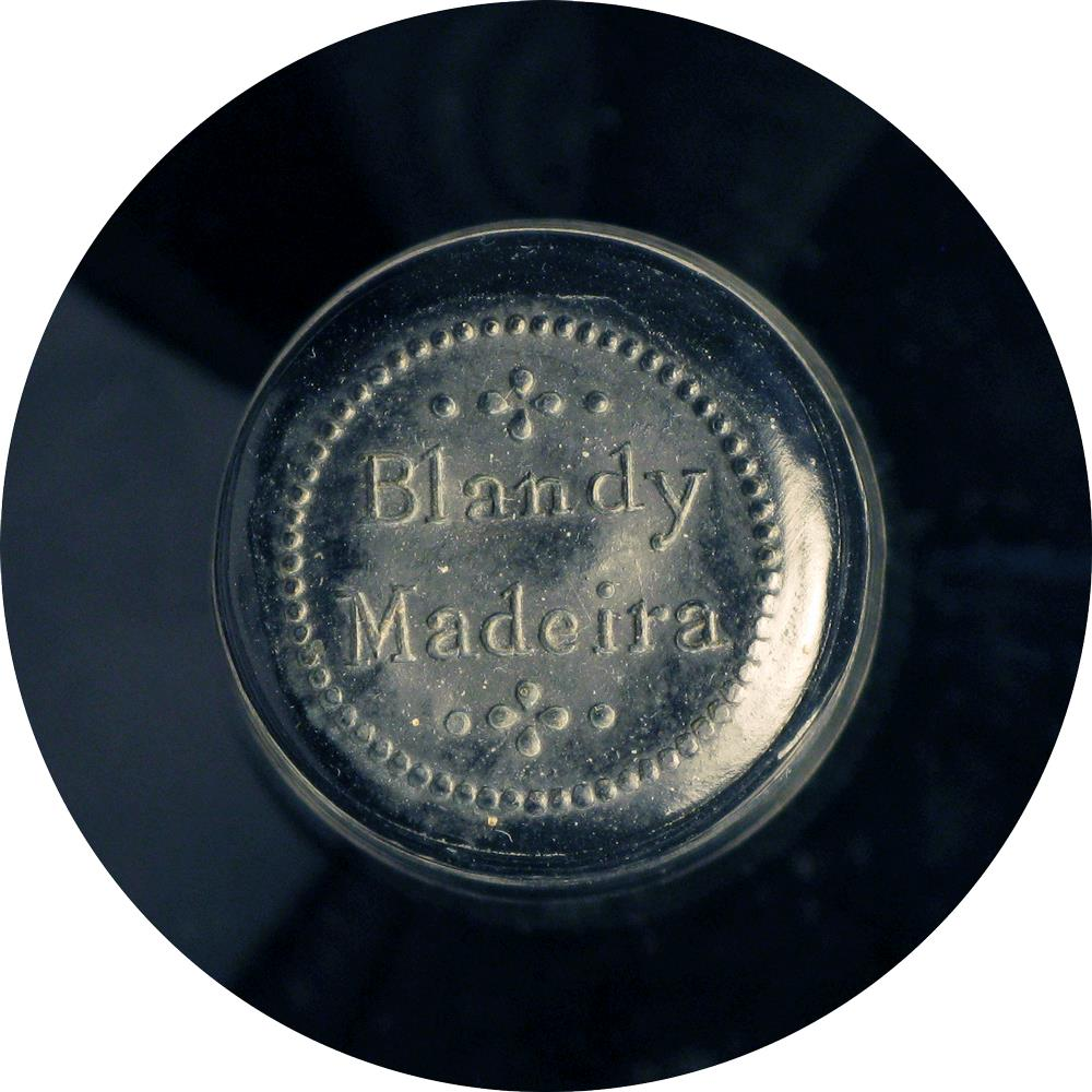 Madeira 1907 Blandys Bual