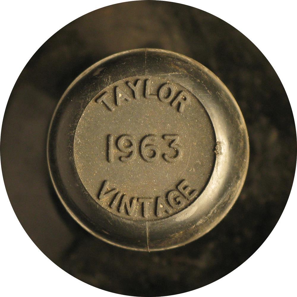 Port 1963  Vintage Taylor, Fladgate & Yeatman
