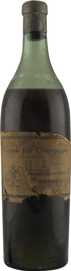 Cognac 1802 Pierre Chabanneau & Co (3164)