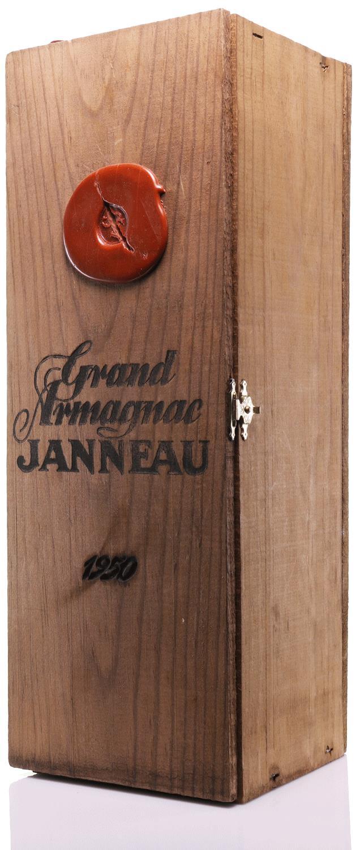 Armagnac 1950 Janneau Millesime