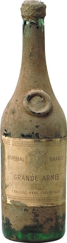 Cognac 1811 Grande Armée, Impérial Brandy (3168)