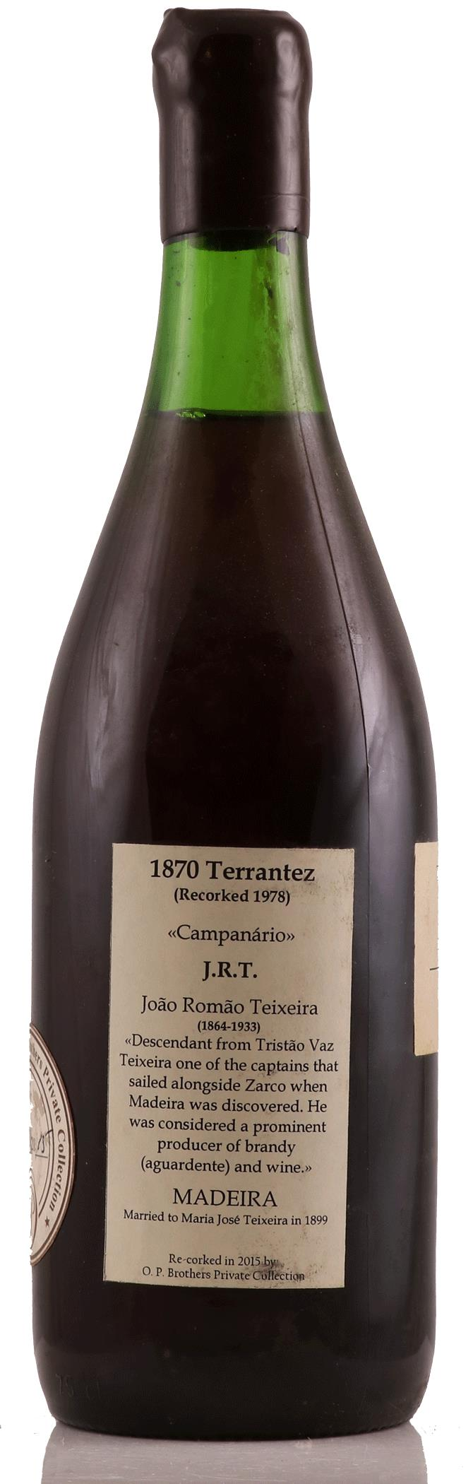 Madeira 1870 Teixeira, Joao Romao