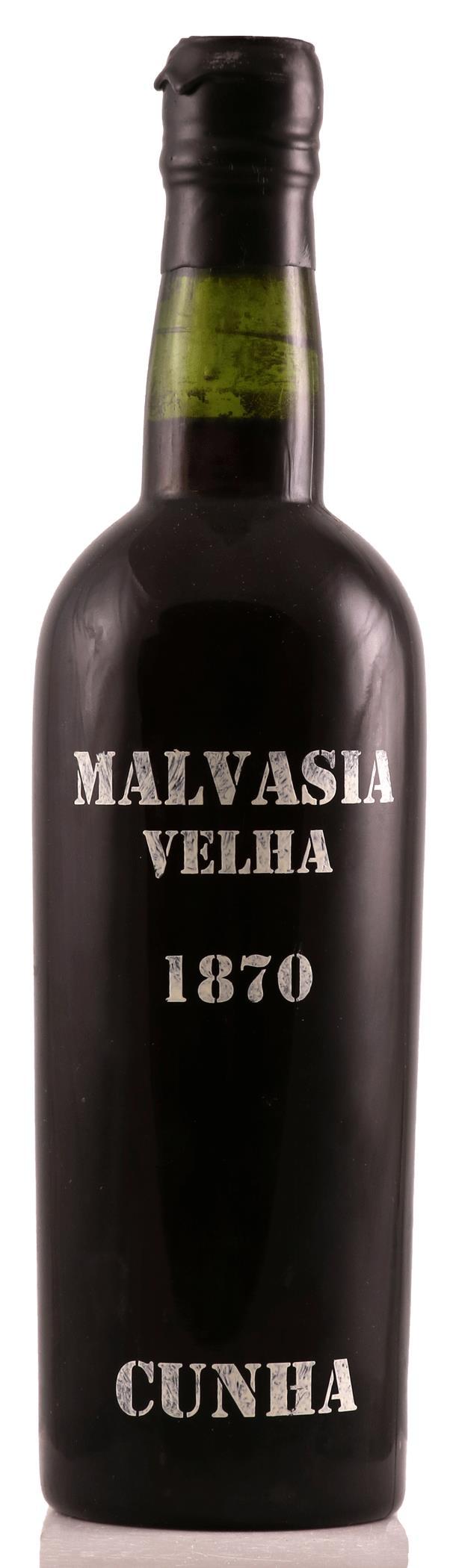 Madeira 1870 Cunha, A.P.C.